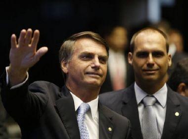 Evento conservador consolida Eduardo Bolsonaro como herdeiro político do pai