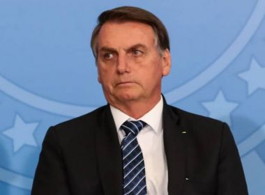 Bolsonaro diz gostar de Crivella, mas evitar declarar apoio a ele para 2020 no Rio