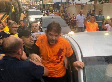 PMs que reagiu e atirou em Cid Gomes ocupa outro batalhão no interior do Ceará
