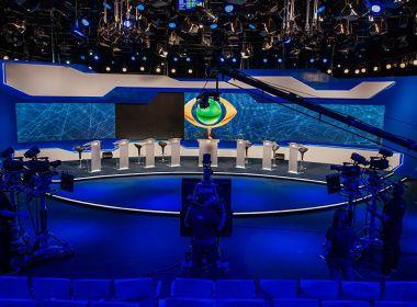 Primeiro debate presidencial tem tom morno e poucos ataques