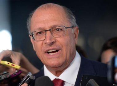 Alckmin muda tom e defende mestrado e doutorado gratuitos