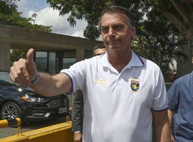 Bolsonaro diz estar com Forças Armadas e 'povo' e mira STF ao citar 'limite'