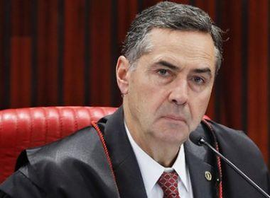 Barroso veta biometria nas eleições para evitar aglomeração e fila em meio à pandemia