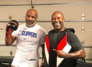 Mike Tyson, 54, anuncia volta ao boxe para luta de exibição