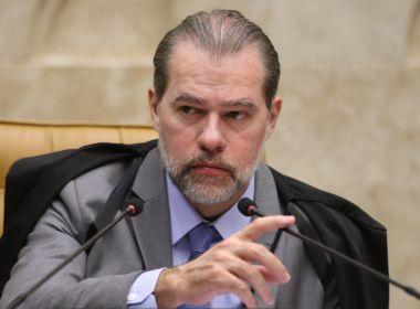 Toffoli concede prisão domiciliar a conselheiro que fugiu da PF por escadarias