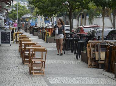 Pesquisa mostra que 200 mil bares e restaurantes podem fechar