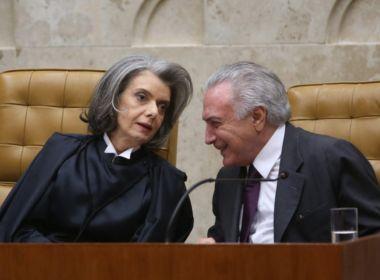 Temer libera aumento salarial para STF; efeito cascata impedirá economia de R$ 8 bilhões