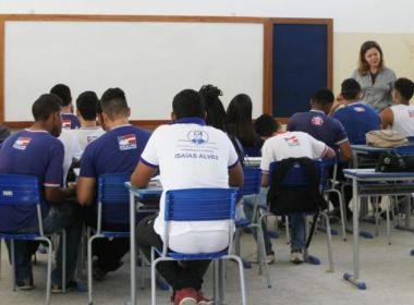 Bahia não avança em desempenho de alunos em português e matemática no ensino médio