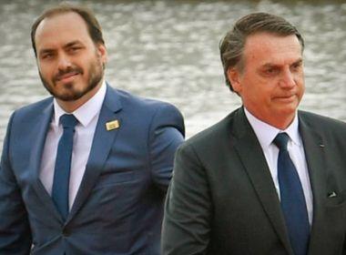 Bolsonaro faz doação eleitoral irregular ao filho Carlos em dinheiro vivo