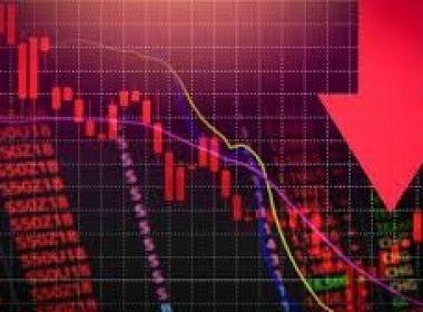 Bolsas globais caem e refletem desaceleração da economia