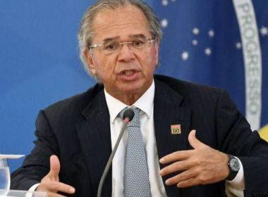 Ao falar da CPMF, Guedes diz que prefere 'esse imposto de merda' na falta de solução melhor