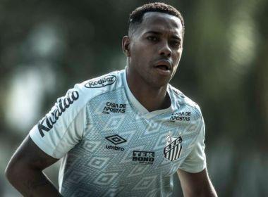 Em áudio, Robinho diz ser perseguido pela Globo e se compara a Bolsonaro