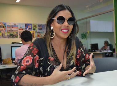Bahia Noticias Holofote Entrevista A Vingadora Nao Quer Ser So Mais Uma Banda Diz Tays Reis 11 05 2017