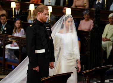 Feminista, Meghan omite parte da 'obediência' de votos ao casarcom príncipe Harry