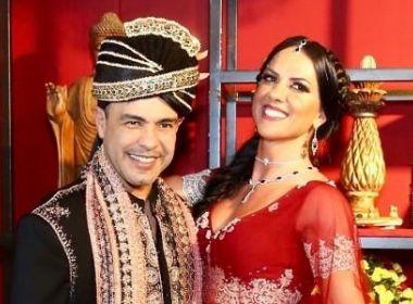 Em aniversário da esposa, Zezé Di Camargo agradece sogra por ter feito 'uma filha gostosa'