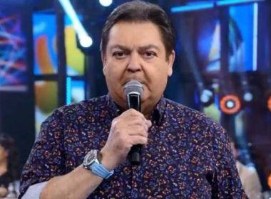 Em vídeo, Faustão desmente que fala em programa foi direcionada a Bolsonaro