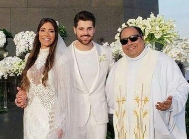 Ao nascer do sol, Alok se casa no Rio de Janeiro aos pés do Cristo Redentor