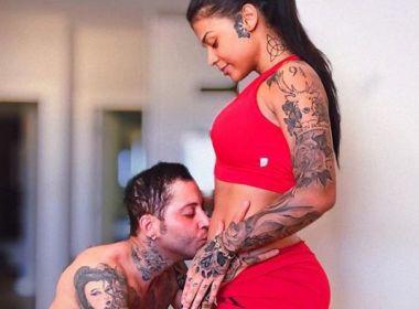 Kannário anuncia que será pai: 'Vamos ser felizes e criar nosso guri'