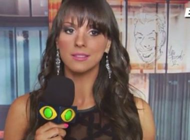 Ex-panicat Carol Dias revela que sofreu assédio sexual no 'Pânico' e irá processar a Band