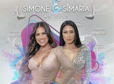 Simone e Simaria lançam álbum ao vivo com Léo Santana, Ludmilla e Luan Santana
