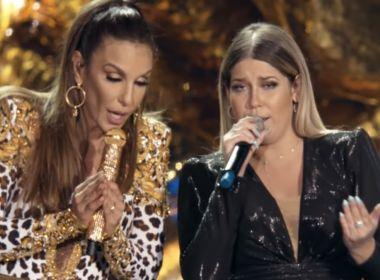 Ivete Sangalo lança em plataforma clipe de 'O Nosso Amor Venceu' com Marília Mendonça