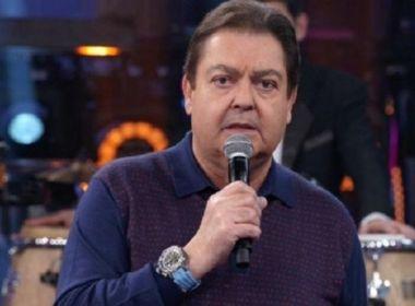 Em programa, Fausto Silva usa música de Lulu Santos para criticar presidente Bolsonaro