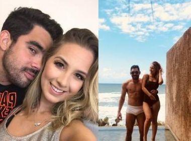 Com a morte no dia de seu aniversário, namorada de Gabriel Diniz desativa Instagram