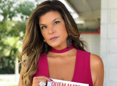 c43a9b64f Fãs se confundem com foto de Cristiana Oliveira e acham que Aline Riscado  morreu