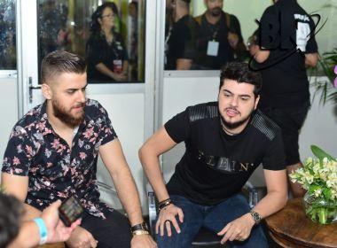 Alvo de Fake News sobre morte, Zé Neto e Cristiano se chateiam com 'maldade'
