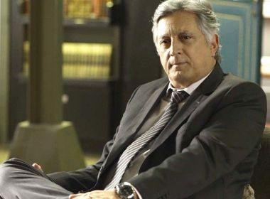 Ator da Globo, Eduardo Galvão é internado em UTI com Covid-19