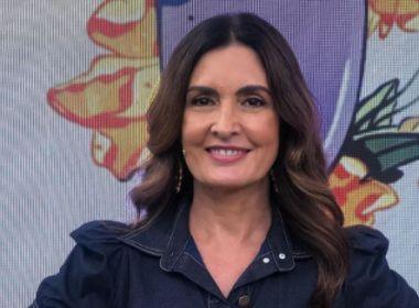 Fátima Bernades anuncia que está com câncer, mas tranquiliza seguidores: 'Estou bem'