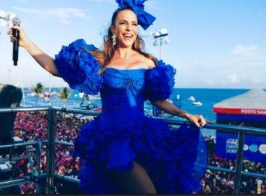 'Não tem mesmo que ter Carnaval', declara Ivete ao direcionar atenção a ciência e vacina