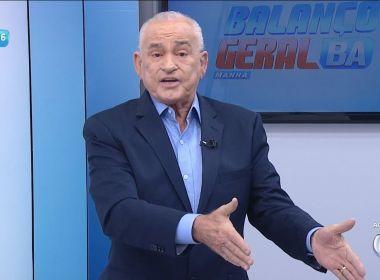 Balanço Geral Manhã vai sair da grade da RecordTV Itapoan; Varela será comentarista