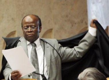 Joaquim Barbosa condena ex-dirigentes do Banco Rural por gestão fraudulenta