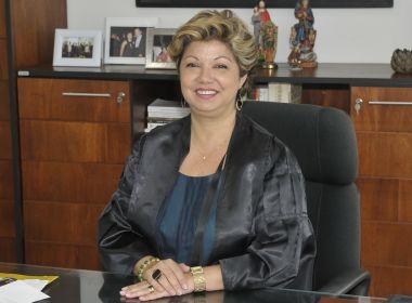 Desembargadora Gardênia Duarte é eleita juíza substituta do TRE-BA