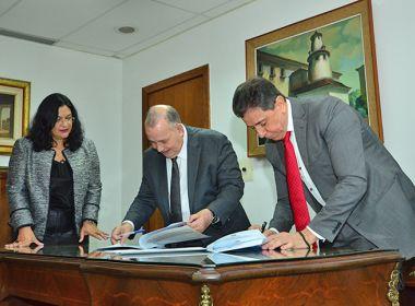TJ-BA e TRE assinam acordo para permitir votação de presos provisórios