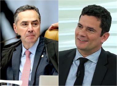 Barroso e Sérgio Moro palestram sobre combate à corrupção em Salvador