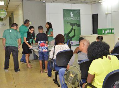 050339c0ea0039 Bahia Notícias / Justiça / Notícia / Projeto 'Pai Presente' do TJ-BA ...