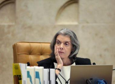 Com 39 kg, ministra Cármen Lúcia conta a revista que comprou Biotônico Fontoura