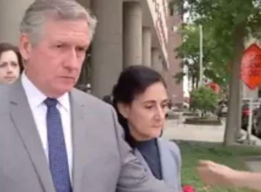 Baianos estão presos nos Estados Unidos acusados de sequestrar neto