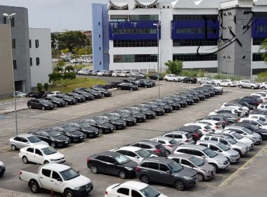 Nova frota de carros de luxo é entregue ao TJ-BA; veículos antigos podem ser leiloados