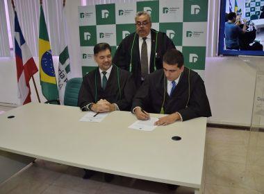 Conselho da DPE dá posse a Rafson Ximenes como defensor público geral da Bahia