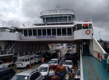 Ação busca suspender cobrança de taxas para hora marcada na travessia do ferry boat
