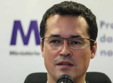 Aras parabeniza Deltan por derrota de Calheiros no Senado; Moro é citado