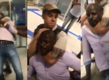 MP-BA denuncia gerente da Caixa Econômica por crime de racismo contra empresário