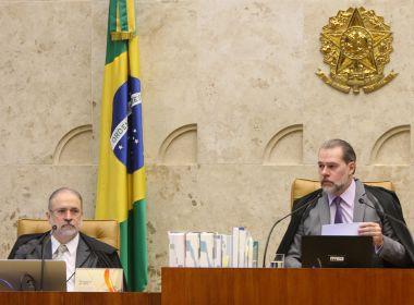 Dias Toffoli diz que julgamento sobre Coaf não envolve Flávio Bolsonaro