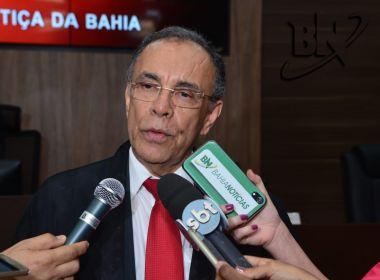 'O Tribunal é do povo da Bahia', diz Lourival em discurso após a eleição