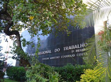 TRT-BA e AGU devem firmar acordo para conciliação trabalhistas contra a União