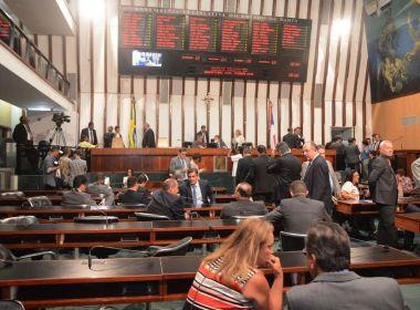 TJ-BA adia julgamento de pedido do MP para ter acesso a inquérito contra deputados baianos