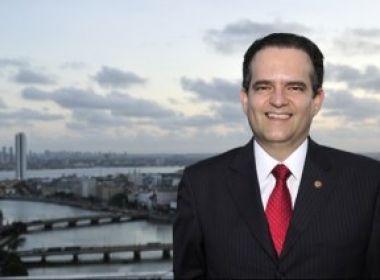 Juiz federal César Jatahy é nomeado para vaga de desembargador do TRF-1